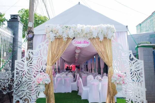 Nhà bat khung rap tổ chức đám cưới và tổ chức sự kiện