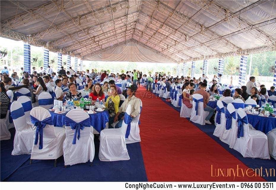 Nhà bạt không gian tổ chức sự kiện