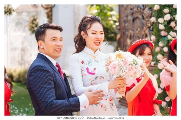 Trang trí lễ đính hôn trọn gói